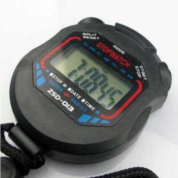 Cronómetro digital à prova de agua