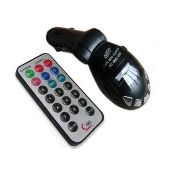 Adaptador MP3 Wireless FM Modulator