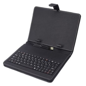 Capa com teclado para Tablet de 9,7″ e 10″