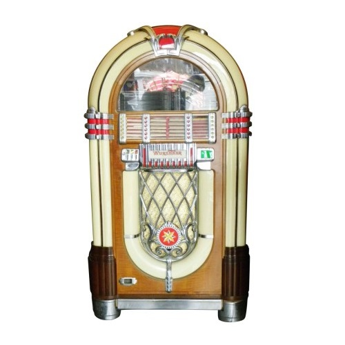 Jukebox Station com leitor CD