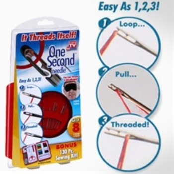 Kit de Costura One Second Needle