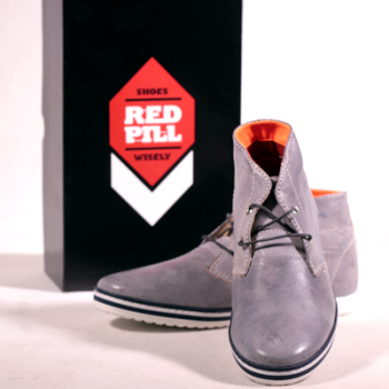 Botas Grey Dope RedPill
