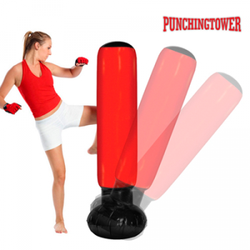 Saco de Boxe Punching Tower