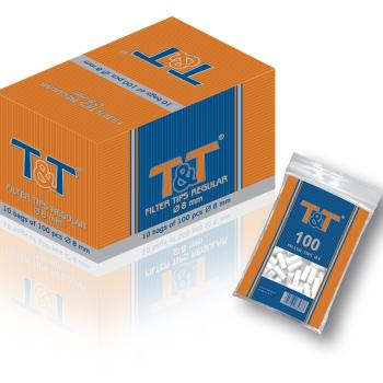 Filtros T&T 8 mm