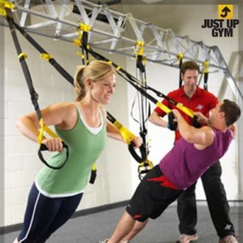 Just Up Gym X – Fitas para Exercícios em Suspensão