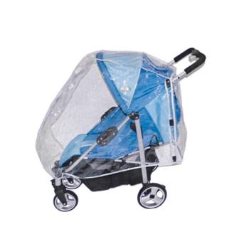 Capa Protetora de Chuva para Carrinho de Bebé