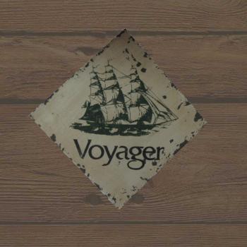 Painel de Parede Voyager