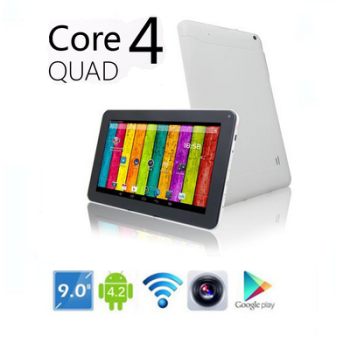 Tablet 9″ Quad Core HDMI e Dual Camera