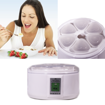 Iogurteira – Máquina de fazer Iogurtes