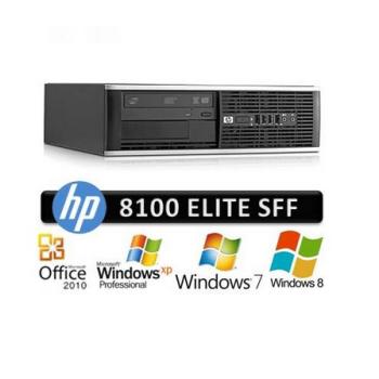 Desktop HP 8100 Elite i5 4GB Recondicionado