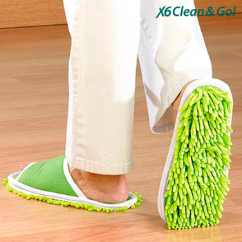 Chinelos Mopa X6 Clean & Go