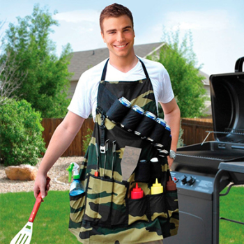 Avental de Barbecue