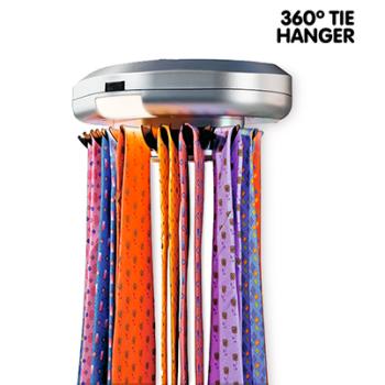 Porta Gravatas Eléctrico 360º