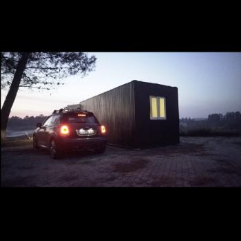 Luxury Container House (mobilado e equipado)