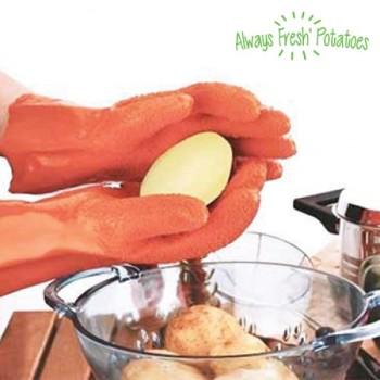 Luvas Descasca Batatas Always Fresh