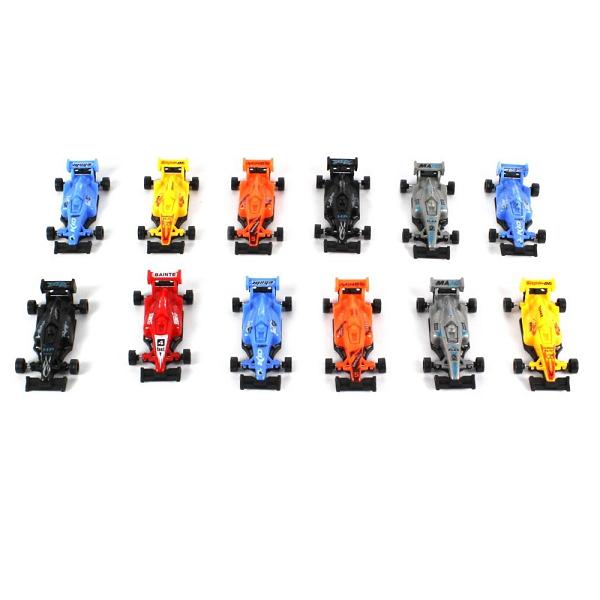 Conjunto 12 Carros Top-Racing