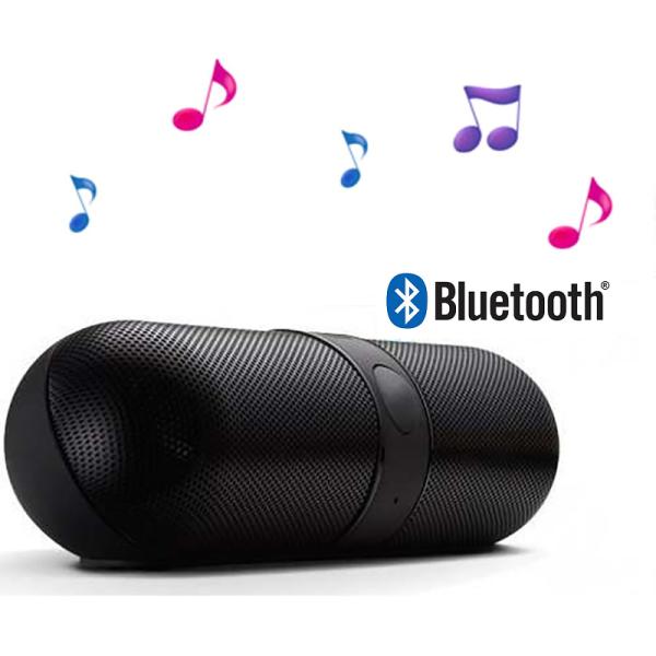 Coluna Bluetooth RP Tech com sistema mãos livres
