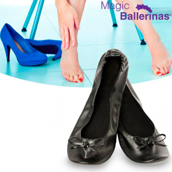Sabrinas Magic Ballerinas