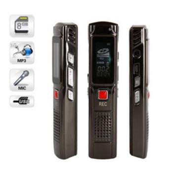 Gravador Digital MP3/WAV 4GB