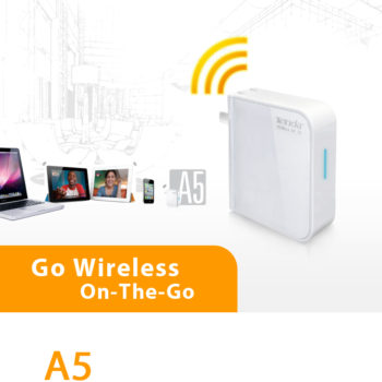 Router Wireless Portátil