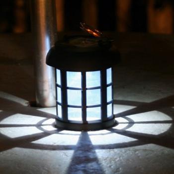 Lanterna de Mesa Solar
