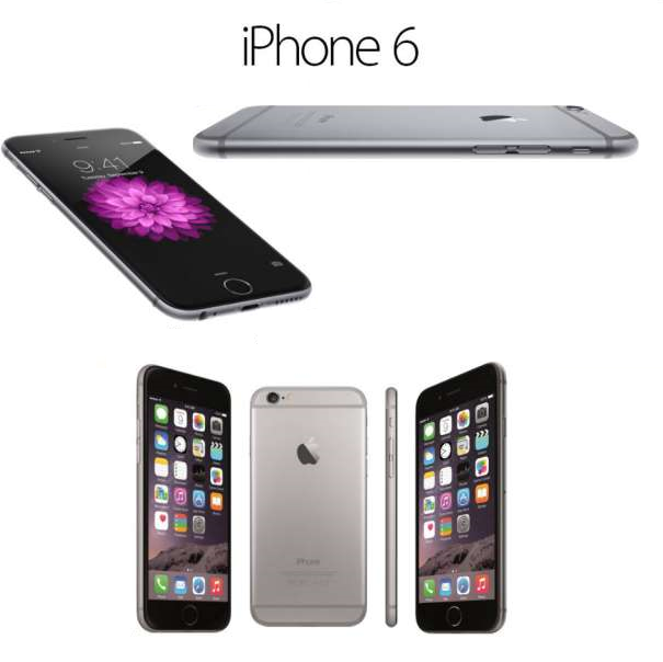 Apple iphone 6 16gb recondicionado a stock off for Bureauhouder iphone 6