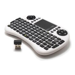 Mini Teclado com Rato para Smart Tv / Android Box / Xbox / Playstation / Windows