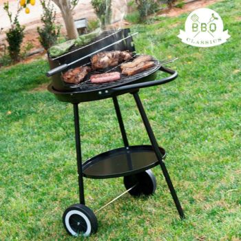 Barbecue de carvão com duplo nível BBQ Classics