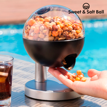 Dispensador de Frutos Secos Sweet & Salt Ball Mini