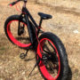 Bicicleta Urb Warrior Fat Tyre