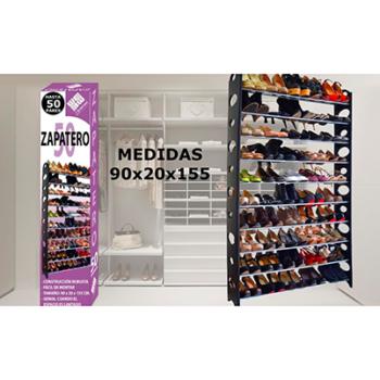 Organizador de Sapatos – 50 pares