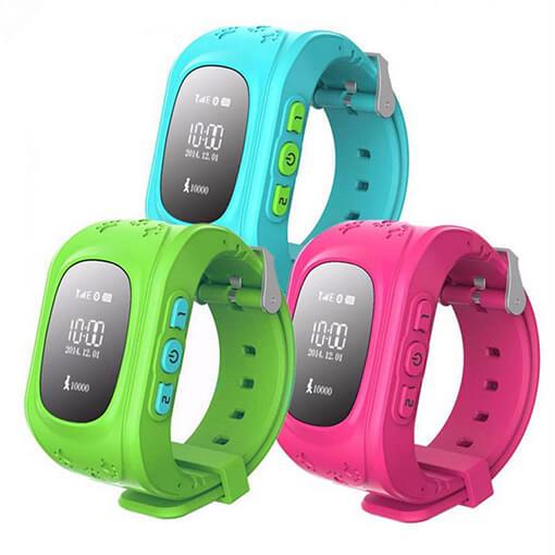 Smartwatch com GPS para Crianças