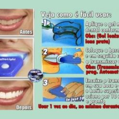 Sistema De Branqueamento Dentario White Light Stock Off
