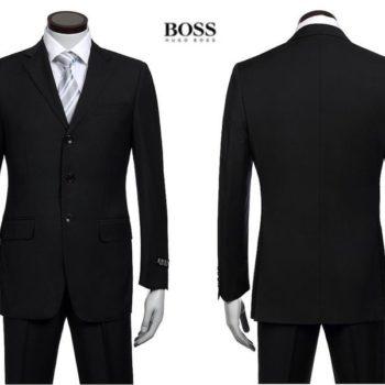 Fato Hugo Boss 100% Lã Virgem
