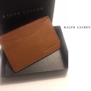 Porta Cartões Polo by Ralph Lauren