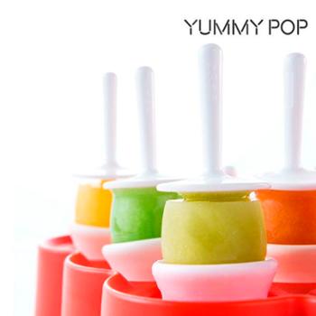 Molde para Mini-Gelados Yummy Pop