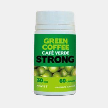 Green Coffee Strong 60 Cápsulas