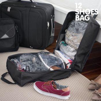Saco de Viagem para Calçado 12 Shoes Bag