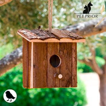 Casa para Pássaros Trunk Pet Prior