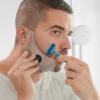Molde de Barba com Pentes para Barbear