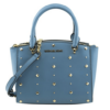 Carteira Michael Kors Ellis Sky Blue