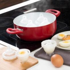 Egglettes - Cozedores de Ovos sem Casca