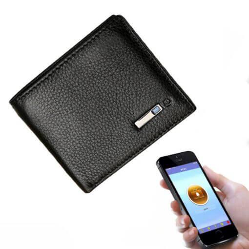 Smart Wallet - Carteira Bluetooth Anti-Roubo