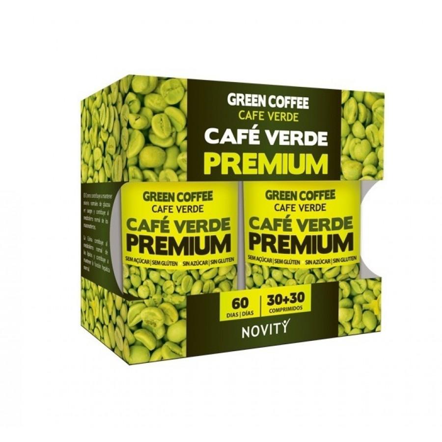 Green Coffee Café Verde Premium