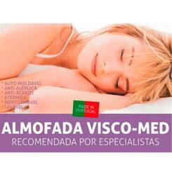 Almofada Ortopédica/Medicinal em Latex