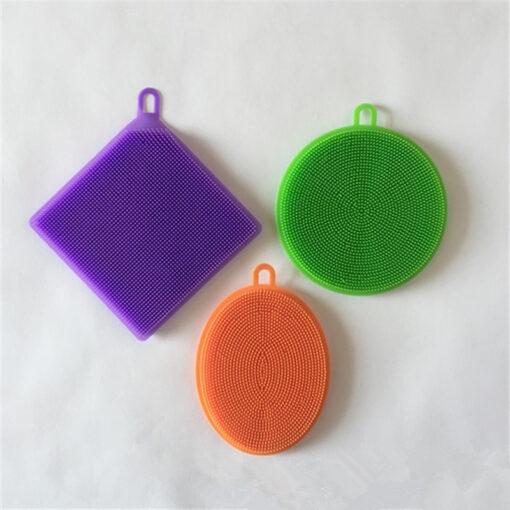 Esponjas em Silicone para Cozinha