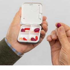 Caixa de Comprimidos Eletrónica Inteligente