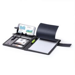 Caderno de Notas com Power Bank 4000 mAh (20 Folhas)