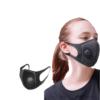 Pack 5 Máscaras Pro Tech KN95 Reutilizável c/ Válvula