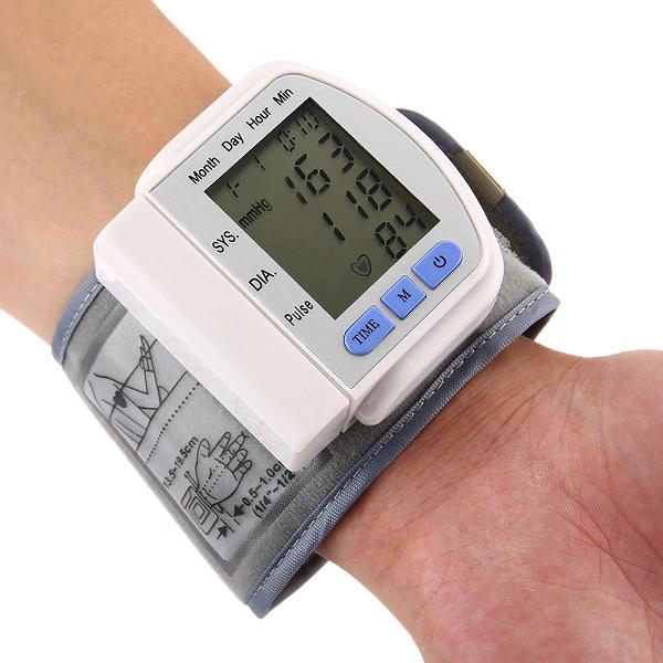 Medidor de Pressão Arterial de Pulso